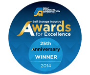SiteLink Award of Excellence