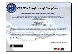PCI-DSS Level 1