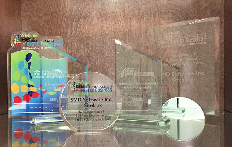 SiteLink Wins 7th Best Management Software Award | Centreforce Technology Group